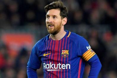 Lionel Messi và ngôi vị 'vua quyền lực' ở Barcelona