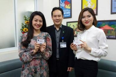 Từ câu chuyện của bé Hải An, đã có 2 MC xinh đẹp của VTV đăng ký hiến tạng
