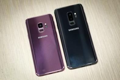 Giá Galaxy S9 + chính hãng lên tới 25 triệu đồng