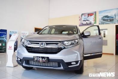 Honda CR-V thuế 0% giảm giá 188 triệu đồng: Đây là lý do giá giảm mạnh?