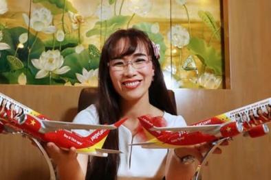 Nữ đại gia Việt mua 100 máy bay sẽ lọt tiếp vào danh sách tỷ phú của Forbes?