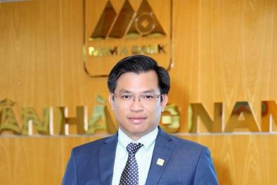 Tân Tổng giám đốc 7X mới của Ngân hàng Nam Á là ai?