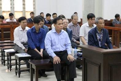 Xét xử vụ 18 lần vỡ đường ống sông Đà: Ông Phí Thái Bình khai gì?