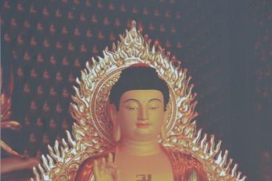 Đại gia bánh Pía Sóc Trăng xây dựng tháp 200 tỷ chứa tượng Phật 6,8m dát 30kg vàng 24k