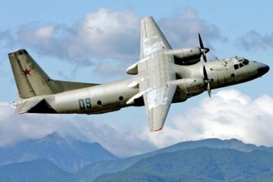 Máy bay vận tải quân sự của Nga rơi ở Syria, gần 40 người thiệt mạng