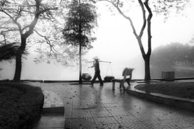 Dự báo thời tiết đêm 11 ngày 12/3: Hà Nội trời rét, có mưa nhỏ vài nơi
