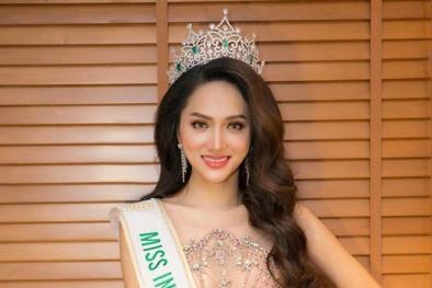 Sau đăng quang Hoa hậu Chuyển giới, Hương Giang tiết lộ lý do chưa thể trở về Việt Nam
