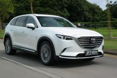 Thị trường ô tô tháng 3/2018: Giá xe Mazda cập nhật mới nhất