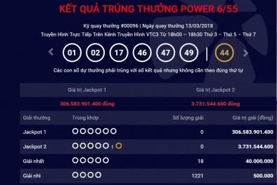 Xổ số Vietlott: Đã tìm thấy chủ nhân của giải Jackpot hơn 300 tỷ đồng?