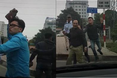 Lãnh đạo xí nghiệp xe buýt Thăng Long lên tiếng vụ nhân viên xe buýt đánh người