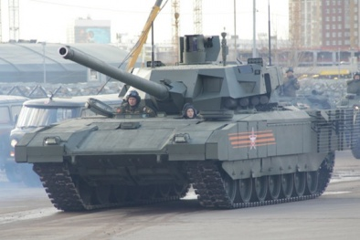 Vũ khí mới của Trung Quốc sản xuất 'vượt mặt' cả xe tăng của Nga?