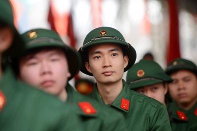 Những điều thí sinh cần biết về phương thức tuyển sinh vào các trường quân đội năm 2018