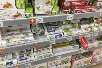 Màng bọc thực phẩm kém chất lượng dễ gây bệnh nan y