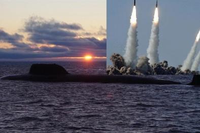 Sức mạnh vũ khí không có đối thủ nào trên thế giới xứng tầm của Nga
