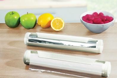Màng bọc thực phẩm PVC bảo quản đồ ăn nóng quá 70 độ dễ gây ung thư