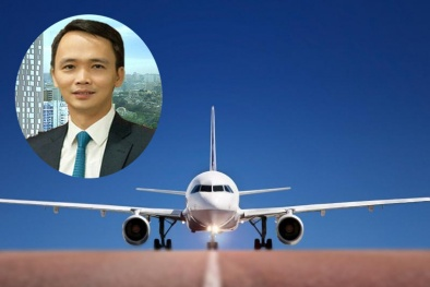 Đại gia Trịnh Văn Quyết chi tiền 'khủng' mua 24 máy bay để làm gì?