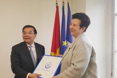 Khoa học và công nghệ là lĩnh vực hợp tác trọng điểm giữa Việt Nam và Pháp