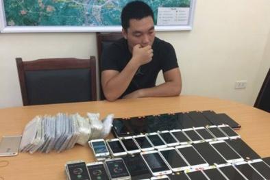 Quảng Ninh: Bắt giữ lô hàng điện thoại di động lậu trị giá gần 1 tỷ đồng