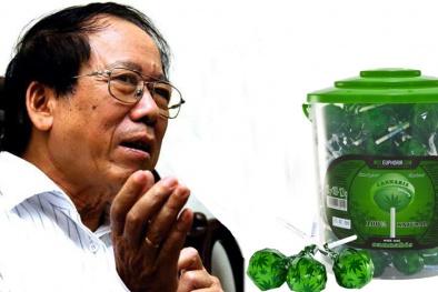 PGS-TS Nguyễn Duy Thịnh: Kẹo mút cần sa có thể hủy hoại giới trẻ