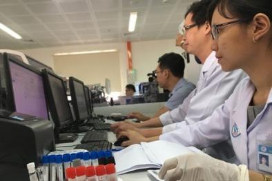 Trao chứng chỉ ISO 15189:2012 cho Trung tâm xét nghiệm - BVĐK tỉnh Phú Thọ