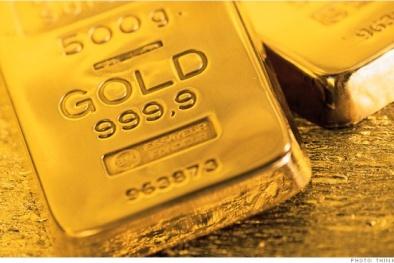 Giá vàng hôm nay 1/4: Chốt phiên cuối tuần, giá vàng giảm nhẹ