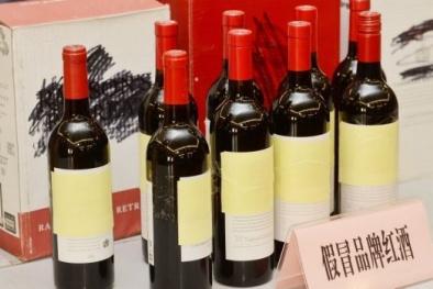 Sốc: Bắt giữ 50.000 chai rượu vang thương hiệu Penfolds giả trị giá 3,7 triệu đô la