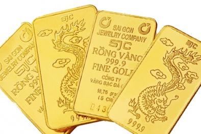 """Vàng chính thức được coi là một ngoại tệ, """"chỉ"""" vàng 99,99%"""