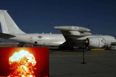 Máy bay Boeing E-6B của Mỹ hiện đại như một cơ sở chỉ huy trên không