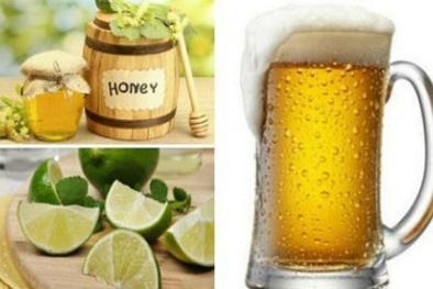 Cách dưỡng trắng da tại nhà bằng mặt nạ bia cho da sáng mịn tự nhiên