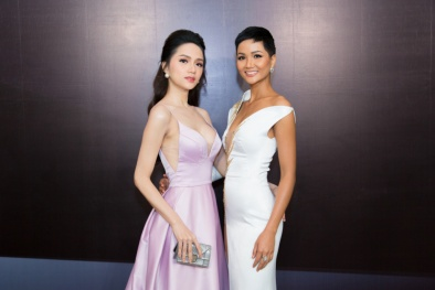 Bất ngờ với mái tóc cực ngắn, Hoa hậu H'Hen Niê bị so sánh với Hoa hậu Hương Giang