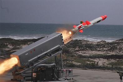 Tên lửa 'quỷ biển' có thể lướt trên ngọn sóng tìm diệt mục tiêu chính xác nhất thế giới