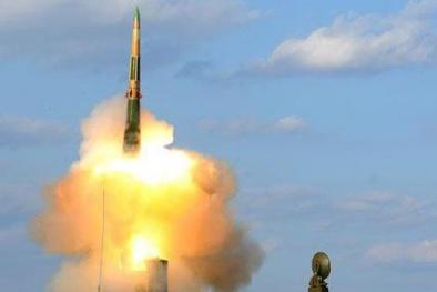 Vũ khí Nga điều tới Syria có thể đánh chặn cả tên lửa đang bay ở tốc độ cực lớn