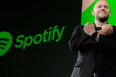 Người sáng lập Spotify: Bỏ dở đại học, 23 tuổi thành triệu phú, 35 tuổi thành tỷ phú