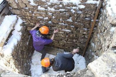 Bí mật 'chiếc tủ lạnh' của người La Mã cổ đại gây kinh ngạc cho nhà khoa học