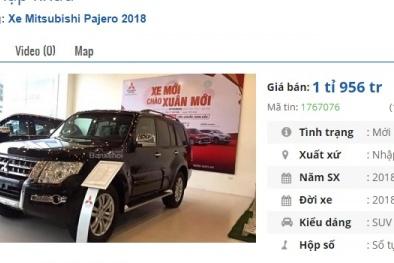 Chiếc ô tô số tự động 'mới toanh' này đang giảm giá gần 200 triệu đồng tại Việt Nam