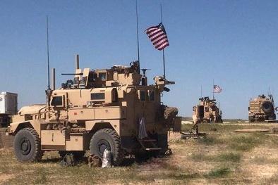 Vũ khí 'lô cốt di động' đáng sợ nhất của Mỹ tại chiến trường Syria