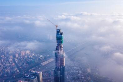 Tòa nhà cao thứ 8 thế giới của tỷ phú Phạm Nhật Vượng tại TP.HCM 'hoành tráng' cỡ nào?