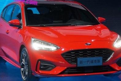 Ford Focus 2019 mới 'đẹp long lanh' giá từ 385 triệu đồng chính thức ra mắt