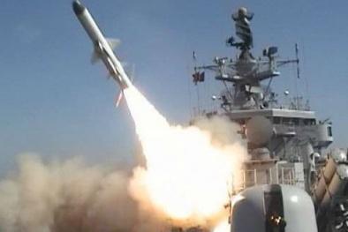 Tên lửa 'sát thủ' đối hạm không thể đánh chặn của Nga
