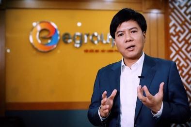 Chủ tịch Egroup: 'Rất buồn vì năng suất lao động Việt Nam thua xa Singapore, Trung Quốc'