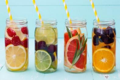 Top 5 loại nước giúp giải nhiệt mùa hè, đốt cháy mỡ hiệu quả