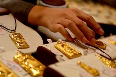 Giá vàng hôm nay 16/4: Không như dự báo, chốt phiên chiều nay vàng giảm nhẹ