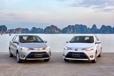 Bán chạy nhất thị trường nhưng Toyota Vios vẫn lộ 3 điểm yếu này