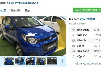 Chiếc ô tô mới này đang giảm giá mạnh, chỉ còn 269 triệu đồng tại thị trường Việt Nam