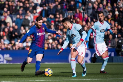 Link xem bóng đá trực tuyến Celta Vigo vs Barcelona