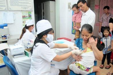 Hàng loạt địa phương được khuyến cáo bệnh sởi bùng phát