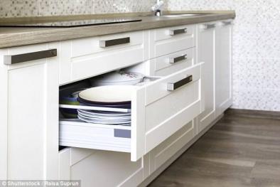 Nghiên cứu mới: Tủ bếp cũng có thể chứa chất gây ung thư