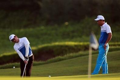 Golfer tăng mạnh, FLC AMD tăng buổi thi đấu