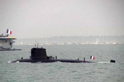 Đáng gờm vũ khí có khả năng xuyên thủng tàu sân bay Mỹ