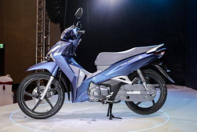 Chiếc xe máy số mới ra mắt của Honda giá ngang một chiếc xe tay ga có gì hay?
